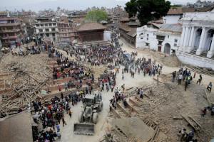 Jorsskjelv Nepal